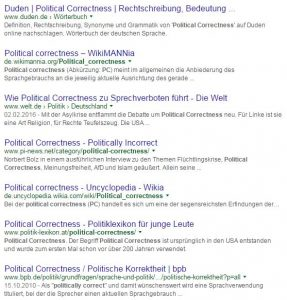 google_political correctness