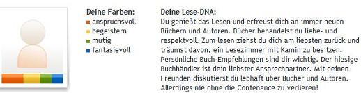 Lese-DNA-klein